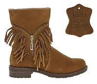 Женские ботинки CAMEL