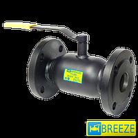 Кран шаровый фланцевый Breeze 11С38П ДУ15-250 РУ40/25
