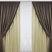Готовые шторы  гостинную