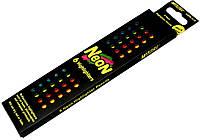 Карандаши цветные Marco Neon (6 цветов) для рисования, фото 1