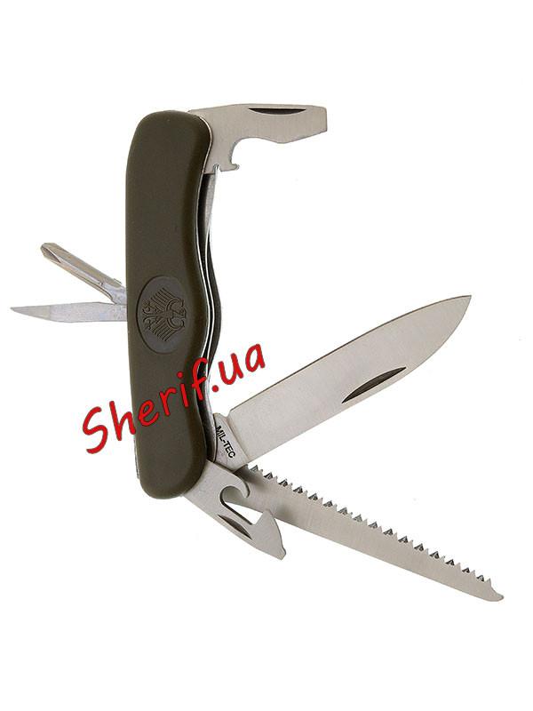 Мультитул MIL-TEC German Pocket Knife 15337100