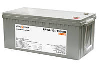 Аккумулятор LP-GL 12 - 150 AH