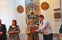Відео : Вижницький коледж прикладного мистецтва презентував у Коломиї виставку