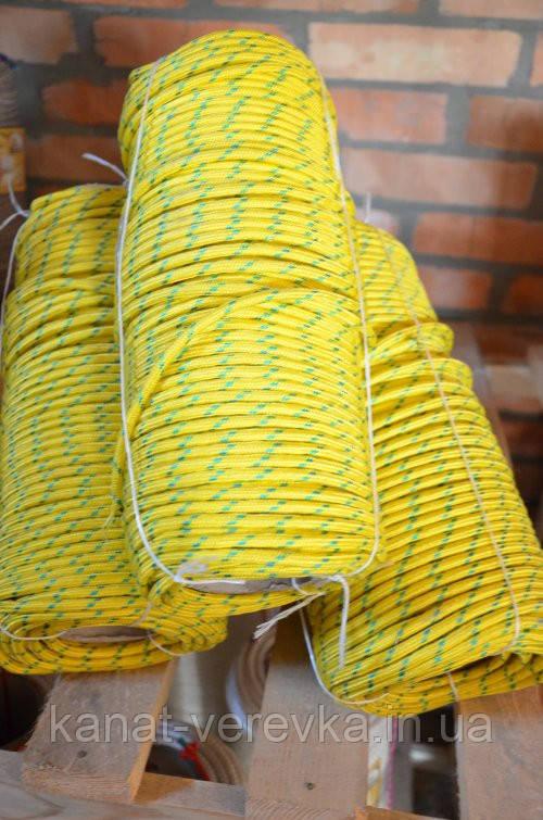 Полипропиленовый шнур 5 мм. (веревка)