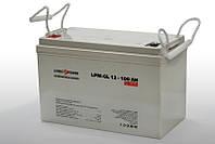 Аккумулятор  LPM-GL 12 - 100 AH