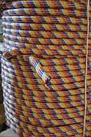 Полипропиленовый шнур 10 мм. 100 м, веревка, фото 1