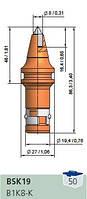 Резец BSK19 (зуб БСК19)