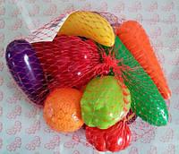 """Детский набор продуктов """"Овощи и фрукты"""", ТМ Орион, 362"""