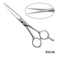 """Ножницы парикмахерские BSN-08 - для стрижки, классической формы, размер: 6"""""""
