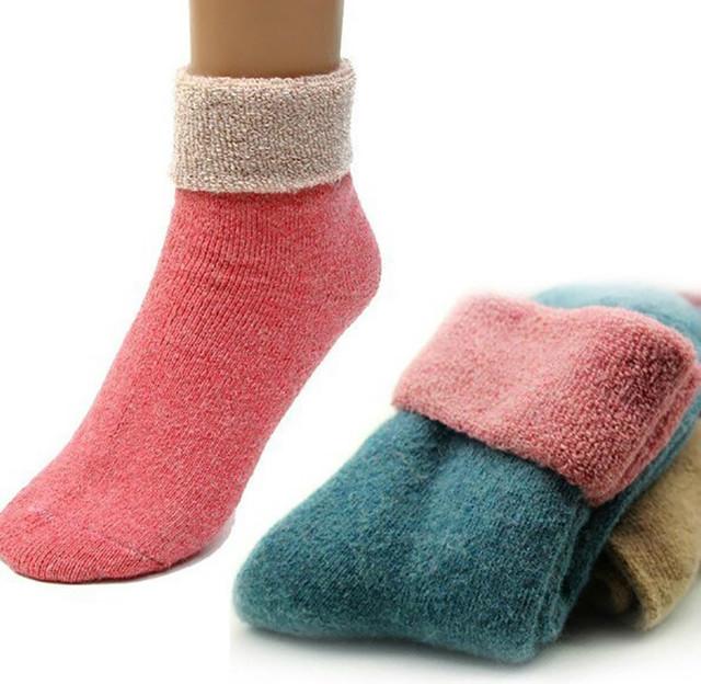 Женские носки хб с махрой