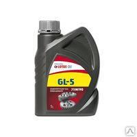 Масло трансмиссионное Lotos 75W-90 Semisyntetic GL-5 Gear 1л