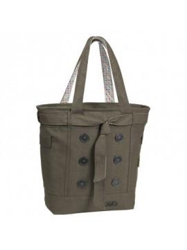 Вместительная женская сумка HAMPTON'S WOMEN'S TOTE BAG  OGIO 114006.194 серый