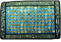 Нефритовый коврик 270х380х4