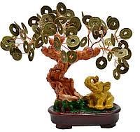 Денежное дерево со слоником 180х180х130