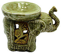 Аромалампа слон, 120х90х60