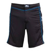 Мужские тренировочные шорты Bad boy fuzion black/blue