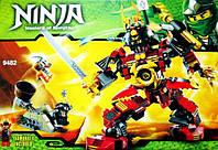 Конструктор Ninja   9482 Робот Самурай