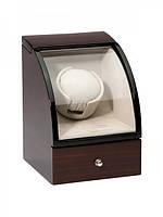 Шкатулка для подзавода часов, тайммувер для 1-х часов Rothenschild RS-321-1-E