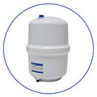 Накопительный бак для систем обратного осмоса пластиковый, белого цвета, объем 12 л., PRO3200Р , фото 1