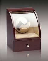Шкатулка для подзавода часов, тайммувер для 1-х часов Rothenschild RS-321-1-DM