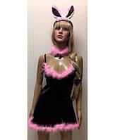"""Эротический игровой карнавальный костюм """"Кролик"""" 8174"""