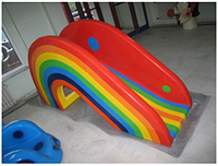 Мини Радуга (Mini Rainbow Slide)