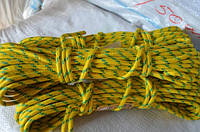 Полипропиленовый шнур 8 мм. (веревка), фото 1