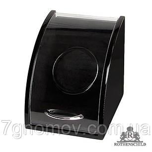 Шкатулка для подзавода часов, тайммувер для 1-х часов Rothenschild RS-90311-1BB, фото 2