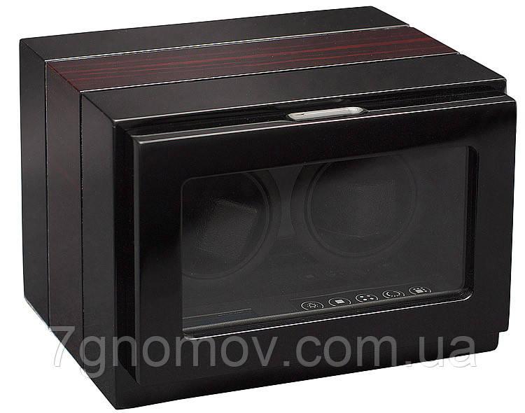 """Шкатулка для подзавода часов, тайммувер для 2-х часов Rothenschild RS-54S-2-BE - Интернет-магазин """"7 гномов"""" в Киеве"""