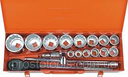 Профессиональный набор инструментов 3/4 19 ед  Corona  C2701