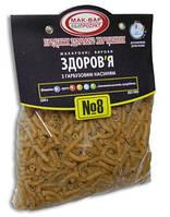Макароны «Здоровье» №8 с семенами тыквы