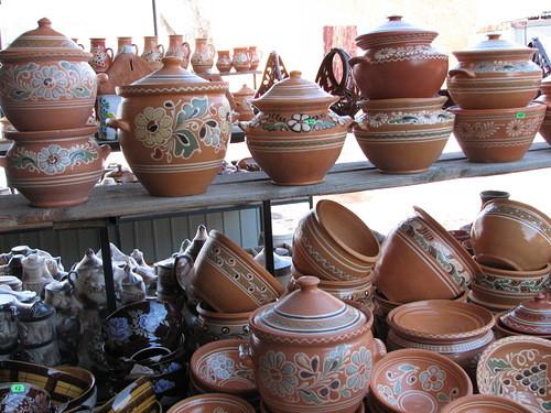 Опошнянская керамика