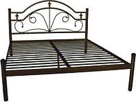 Кровать односпальная металлическая Дианна Металл-Дизайн ШхГ - 80х190 см
