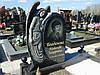 Памятник со скорбящей № 004