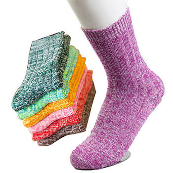 Женские носки - термо, ангора, шерсть ...