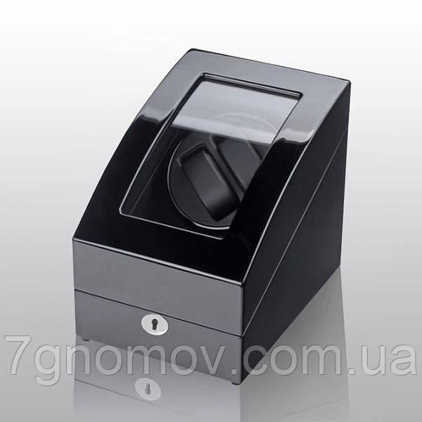 """Шкатулка для подзавода часов, тайммувер для 2-х часов Rothenschild RS-3024-BB - Интернет-магазин """"7 гномов"""" в Киеве"""