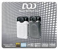 Автономный 8-ми мегапиксельный H.264 портативный мини видеорегистратор с 1080P качеством записи