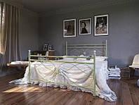 Кровать односпальная металлическая Vicenza (Виченца) Металл-Дизайн ШхГ - 90х190 см