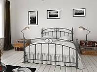 Кровать двухспальная металлическая Toskana (Тоскана) Металл-Дизайн ШхГ - 160х200 см