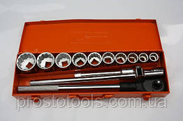 Профессиональный набор инструментов 3/4 15 ед Corona  C2702