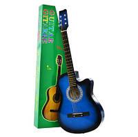 Гитара струнная большая