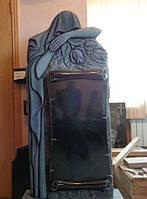 Памятник со скорбящей № 014