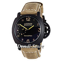Часы Panerai Officine Digits Black-Black-Yelloy
