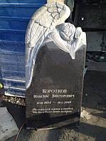 Памятник со скорбящей № 028