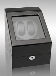 Скринька для підзаводу годин, тайммувер для 2-х годин Rothenschild RS-024-2-BB