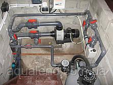 Монтаж бассейнового оборудования, фото 2
