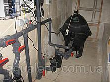 Монтаж бассейнового оборудования, фото 3