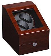 Шкатулка для подзавода часов, тайммувер для 2-х часов Rothenschild RS-024-2-OAB