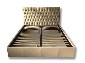 Ліжко-подіум з м'яким узголів'ям New York Corners / Корнерс, фото 2