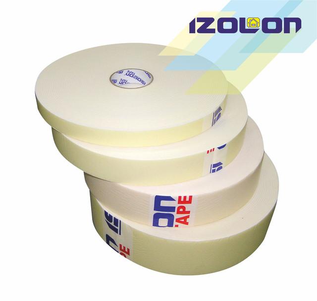 Уплотнительная, теплоизоляционная, звукоизоляционная лента (дихтунг)